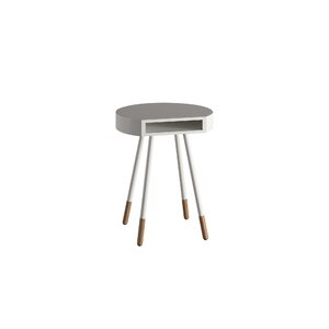 Camire End Table by Mercury Row