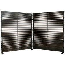 72 X 119 Shiela 2 Panel Room Divider