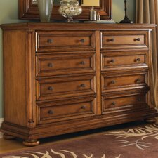 Island Estate Martinique 8 Drawer Double Dresser by Tommy Bahama Home