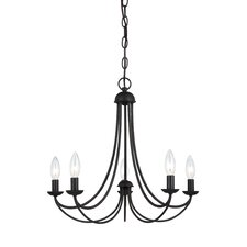 Bethany Candle-Style Chandelier