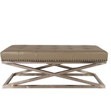 Peyton Coffee Table by Lazzaro Leather