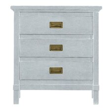 Resort 3 Drawer Nightstand by Coastal Living by Stanley Furniture