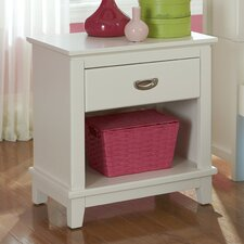 Bailey 1 Drawer Nightstand by Hillsdale Furniture