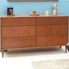 Bounds 6 Drawer Dresser by Corrigan Studio