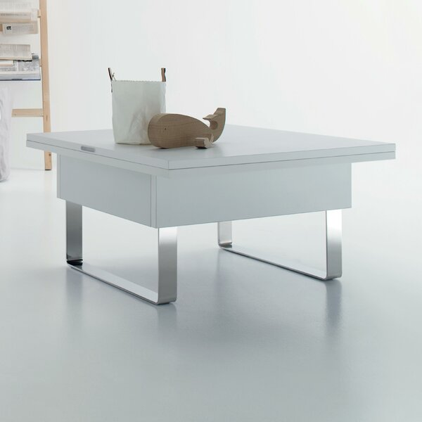 yumanmod cleo convertible coffee table with lift top | wayfair