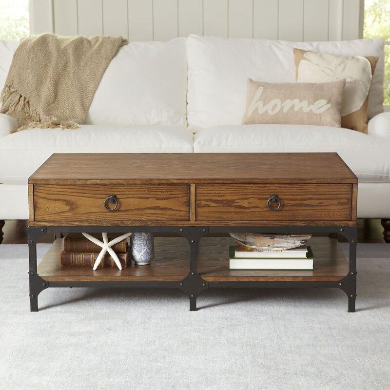 tanner coffee table & reviews | birch lane