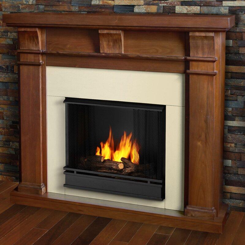Fireplace Design gel fuel fireplaces : Real Flame Porter Gel Fuel Fireplace & Reviews | Wayfair