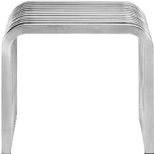 Pipe Metal Entryway Bench by Modway