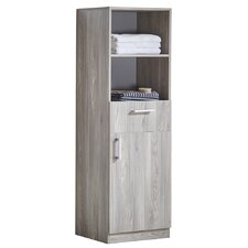 IN Series 20 W x 71 H Linen Tower by InFurniture