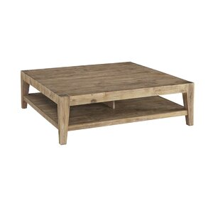 Savannah Brown Coffee Table by Laurel Foundry Modern Farmhouse