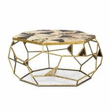 Giselle Petrified Wood Coffee Table by Palecek