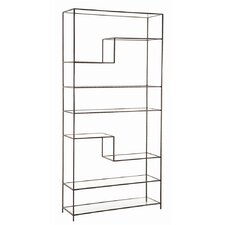 Worchester 83 Accent Shelves Bookcase by ARTERIORS Home