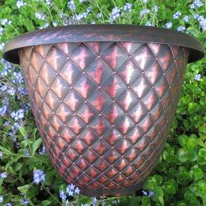 Blumentopf Bell Quilt