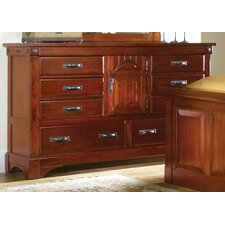 Barter 8 Drawer Combo Dresser by Darby Home Co