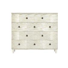 Resort Ocean Breakers 4 Drawer Dresser by Stanley Furniture
