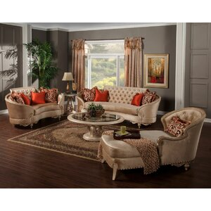 Rosabella Living Room Collection by Benetti's Italia