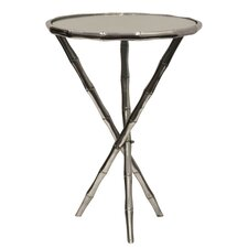 Harborside Round End Table by Bay Isle Home