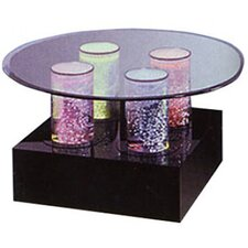 Aqua Coffee Table by Midwest Tropical Fountain