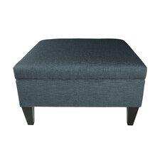 Allure Legged Box Storage Ottoman by MJL Furniture