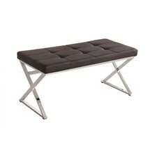 Tufted Double Entryway Bench by !nspire
