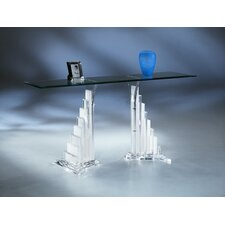 Curvology Sofa Table by Shahrooz