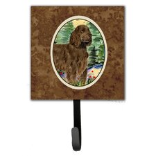 Field Spaniel Leash Holder and Wall Hook by Caroline's Treasures