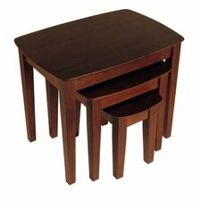 3 Piece Nesting Tables by Luxury Home