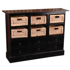 Kaelyn 6 Drawers Accent Cabinet by August Grove