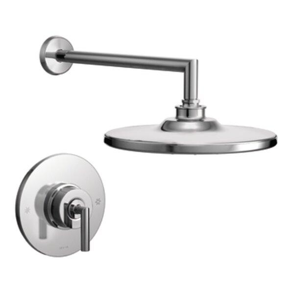 Moen Moen Arris Pressure Balance Shower Faucet Trim With Lever Handle Reviews Wayfair