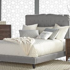 Boulevard Upholstered Platform Bed by Orient Express Furniture