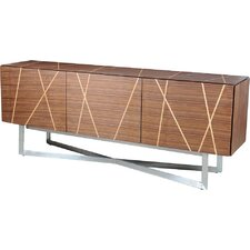 Shadow 72 TV Stand by Bellini Modern Living