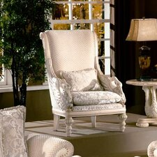 Avignon Swan Armchair by Wildon Home