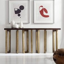 Melange Connelly Hall Console Table by Hooker Furniture