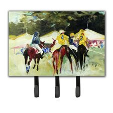 Polo at The Point Key Holder by Caroline's Treasures