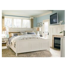 Causey Park Panel Headboard by Canora Grey