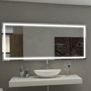 Superior Harmony Illuminated Bathroom / Vanity Wall Mirror