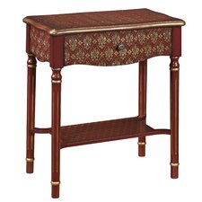 Wilson 1 Drawer End Table by PRI