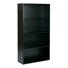 Prado 60 Standard Bookcase by Office Star Products