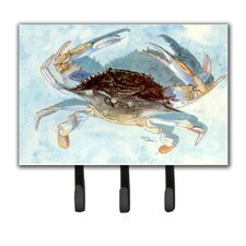Crab Key Holder by Caroline's Treasures
