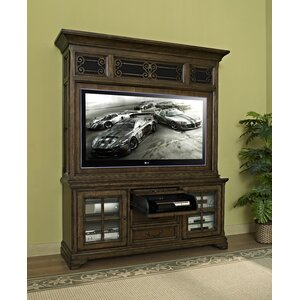 San Andorra Entertainment Center by Fairfax Home Collections