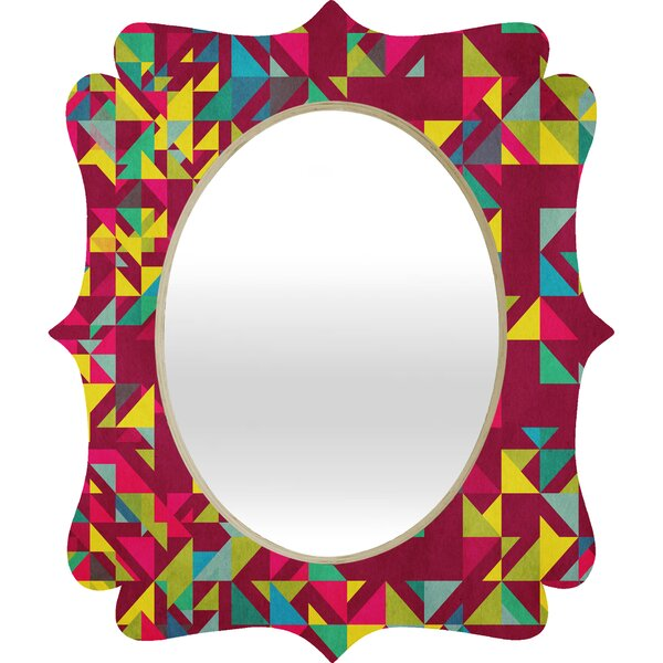 Deny Designs Arcturus Chaos 3 Quatrefoil Mirror Reviews
