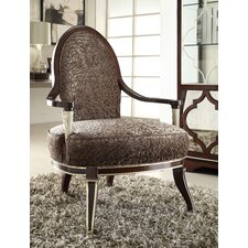 Reflections Upholstery Armchair by Eastern Legends
