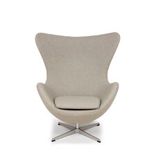 The Slattery Wingback Chair by dCOR design