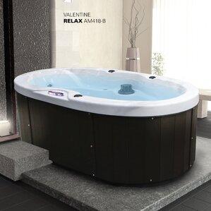 american spas2 3 person hot tubs you ll love wayfair - Wayfair Hot Tub