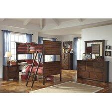 Mona Twin Futon Bunk Bed Customizable Bedroom Set by Viv + Rae
