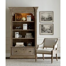 Wethersfield Estate Lateral File 80 Standard Bookcase by Stanley Furniture