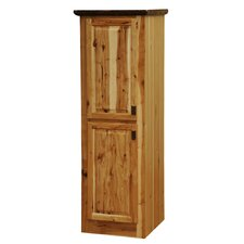 Hickory Accent cabinet by Fireside Lodge