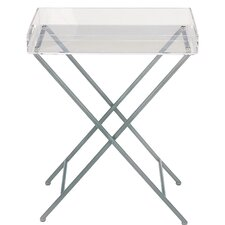 Modern Tray Top End Table by Urban Designs