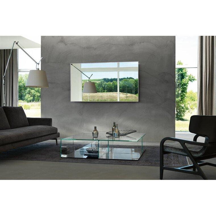Fiam tv spiegel mirage for Tv im spiegel