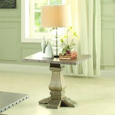 Perryman End Table by One Allium Way